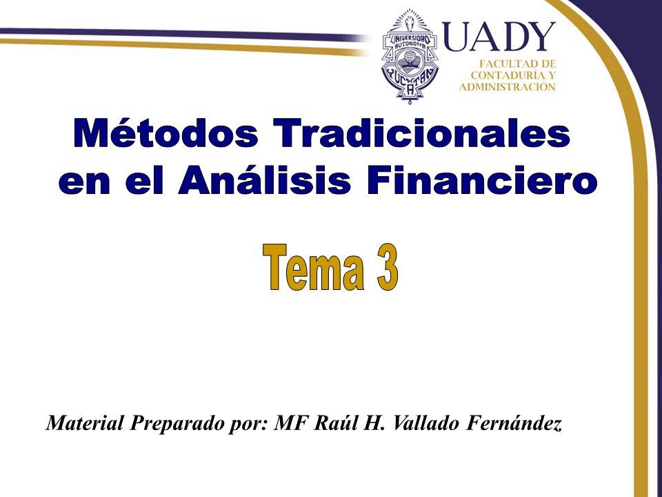 Rhvf.1 Material Preparado por: MF Raúl H. Vallado Fernández