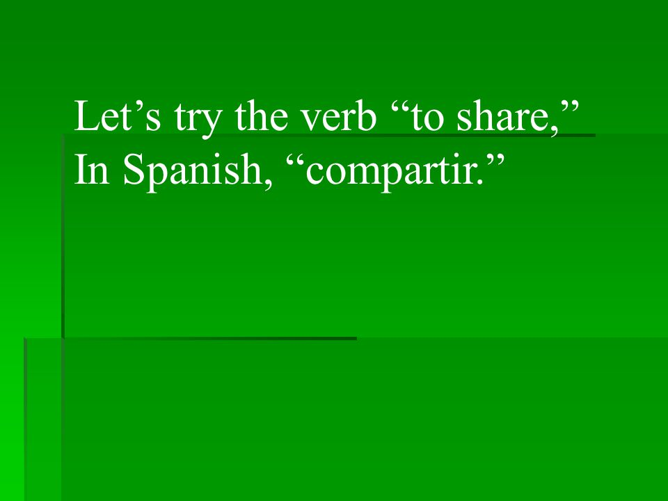 The pattern for -ir verbs is the exact same pattern for -er verbs except for the nosotros form: instead of using emos you will use imos.