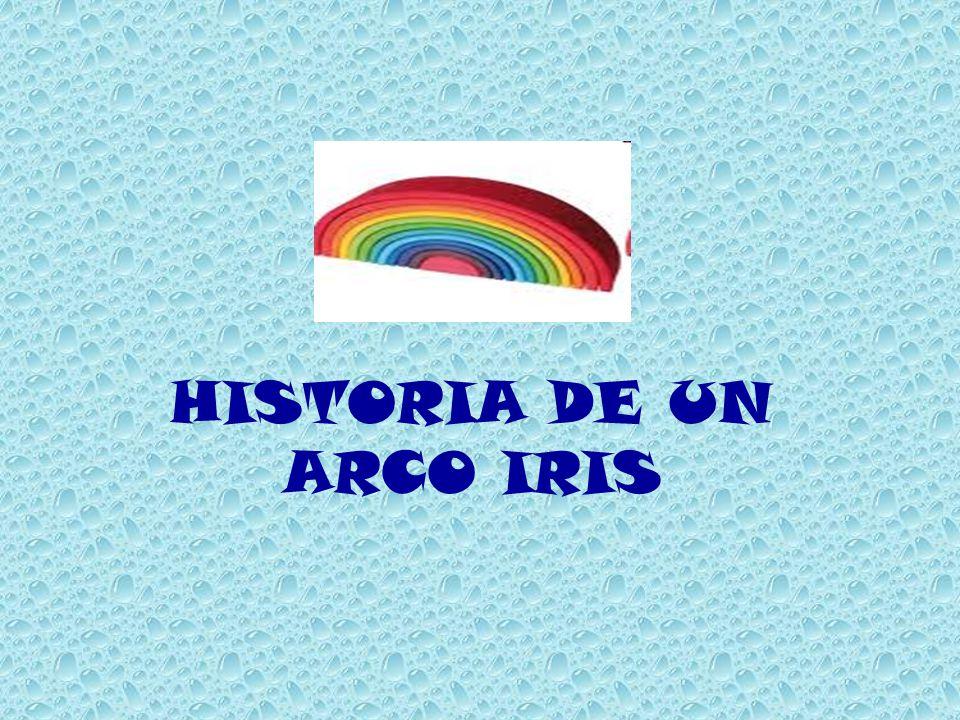LA LEYENDA DE LOS COLORES LA LEYENDA DEL ARCO IRIS Cuentan que hace mucho tiempo los colores comenzaron a discutir porque cada uno proclamaba que él era el más importante, el más útil, el favorito.