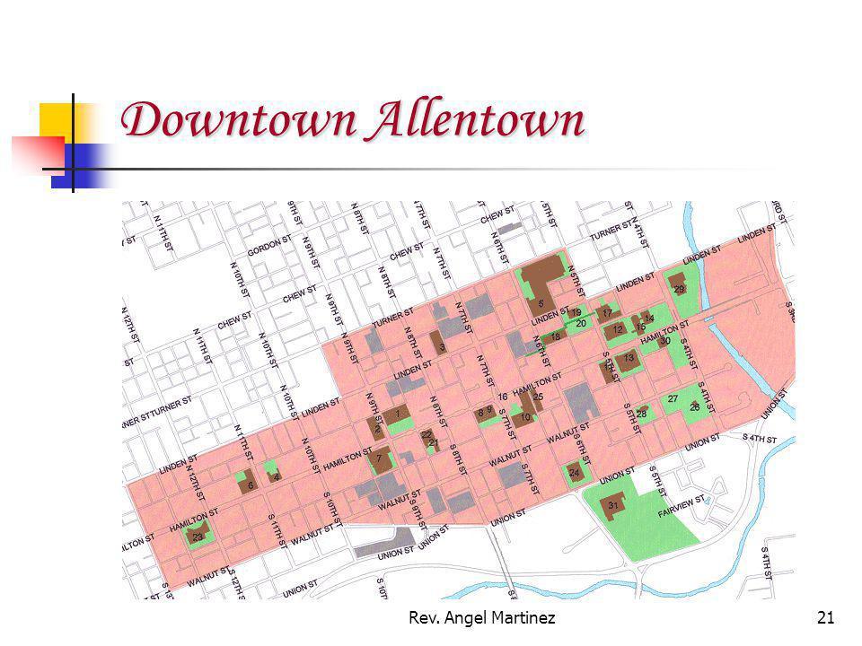 21 Downtown Allentown