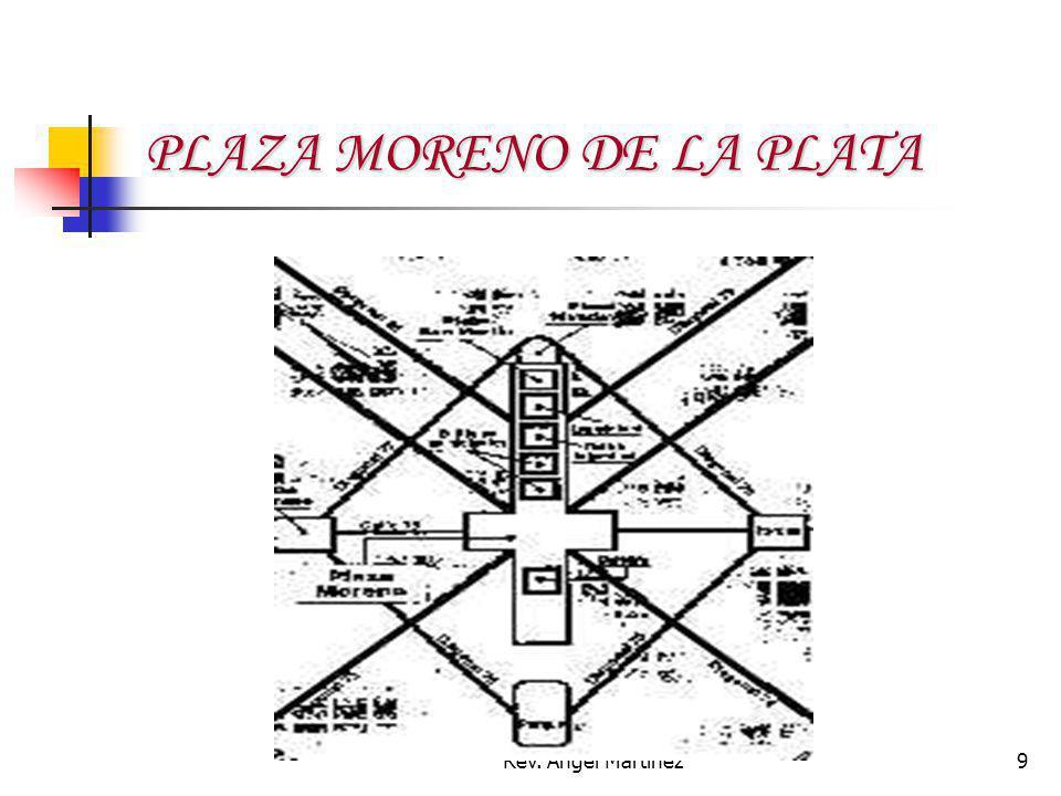 Rev. Angel Martinez9 PLAZA MORENO DE LA PLATA