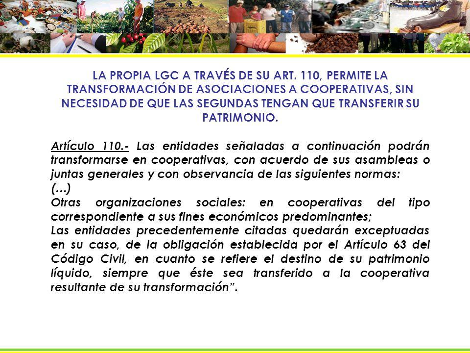 LA PROPIA LGC A TRAVÉS DE SU ART.