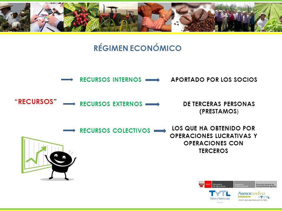 PATRIMONIO DE LA COOPERATIVA ACTIVOPASIVO Capital Social + Reserva Cooperativa Patrimonio Cooperativo Total: activoTotal: Pasivo Endeudamiento