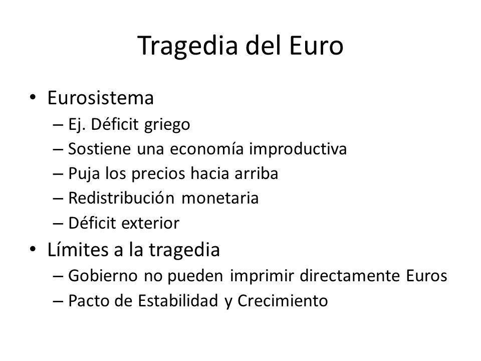 Eurosistema – Ej.