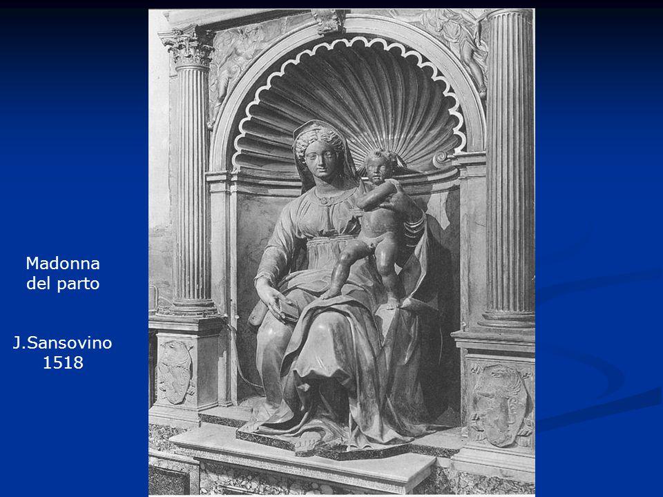Manuel Urbaneja López. Prof. Asociado Obst. y Ginec. Sevilla Madonna del parto J.Sansovino 1518