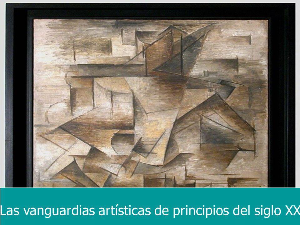 Las vanguardias artísticas de principios del siglo XX