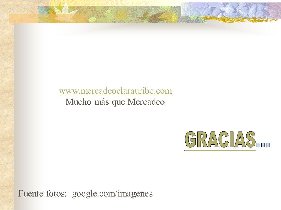 www.mercadeoclarauribe.com Mucho más que Mercadeo Fuente fotos: google.com/imagenes