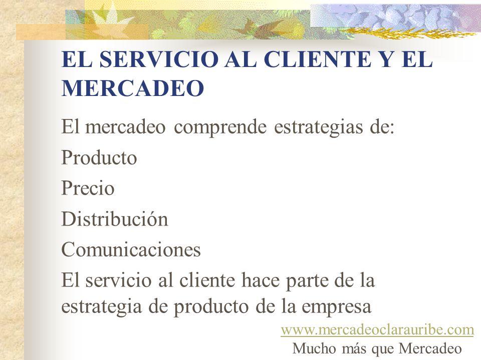 A.Diseñar politicas pensadas para la conveniencia de la empresa y no del cliente.