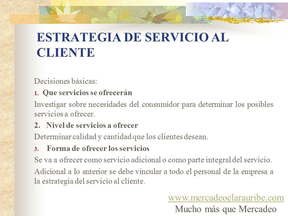 3.EFICAZ Y DESAGRADABLE Manejan standares de calidad tecnicos pero no se enfocan en el cliente.