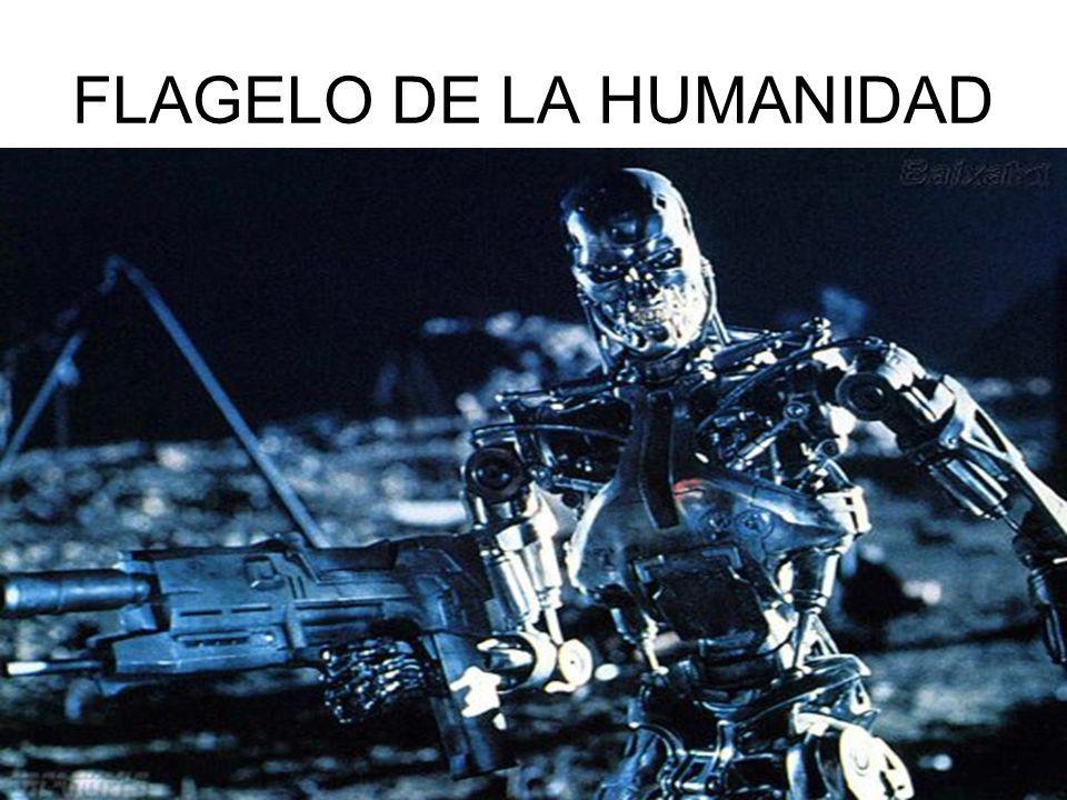FLAGELO DE LA HUMANIDAD