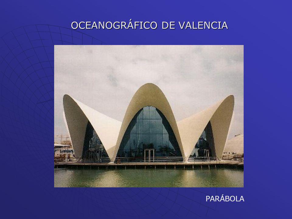 OCEANOGRÁFICO DE VALENCIA PARÁBOLA