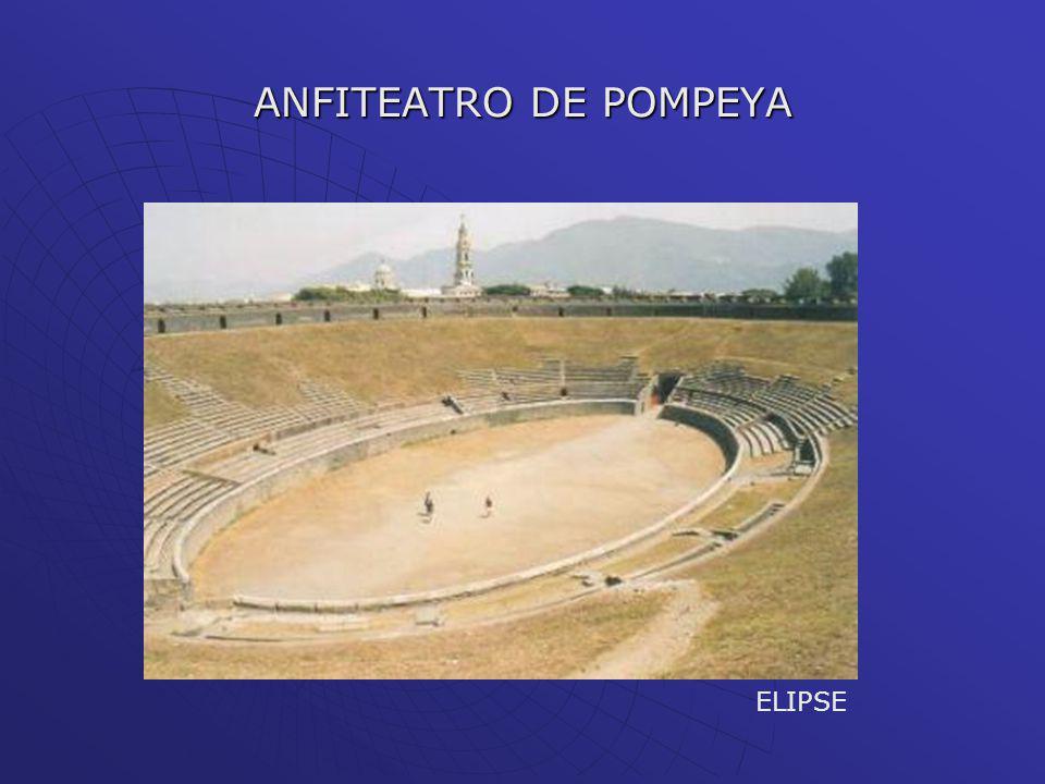 ANFITEATRO DE POMPEYA ELIPSE