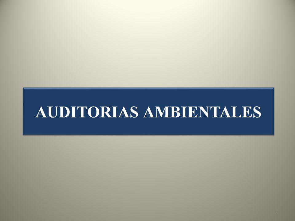 TERMINOS Auditoría: Proceso sistemático, independiente y documentado para obtener evidencia de la auditoría y evaluarla objetivamente para determinar la medida en la cual se cumplen los criterios de auditoría.