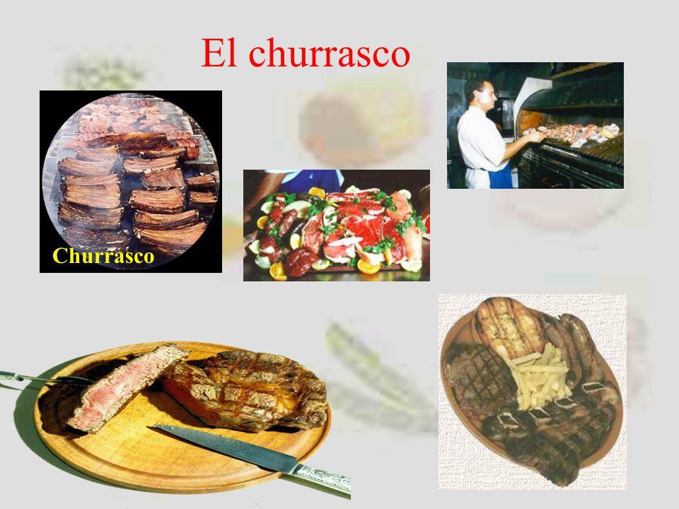 El churrasco Churrasco