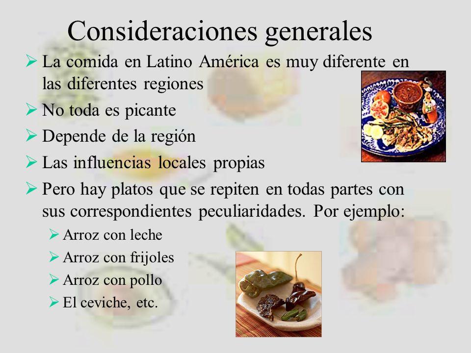 Modales en el Ecuador y Perú Durante la comida es recomendable hacer conversación.