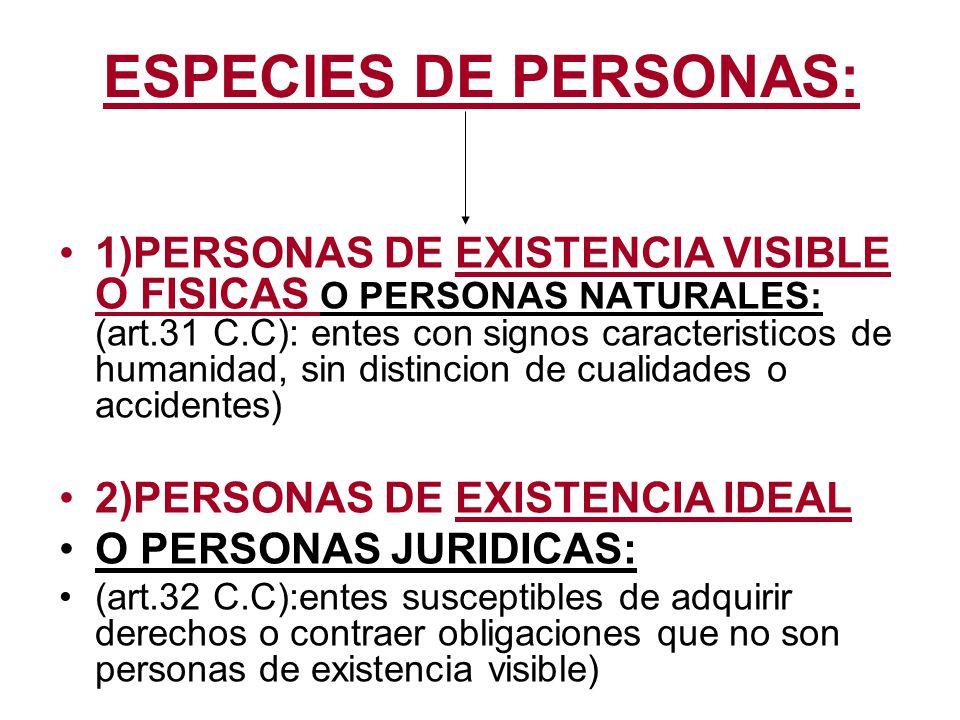 1)NOMBRE: Designacion exclusiva que corresponde a una persona.