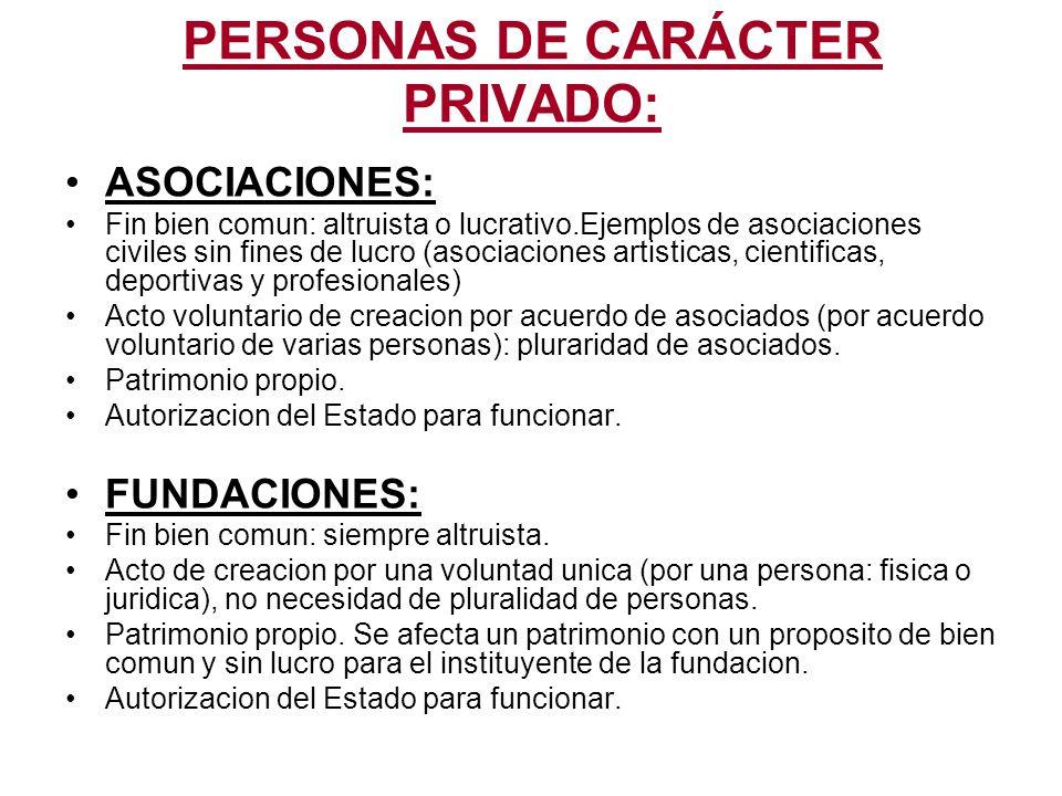 SOCIEDADES: se constituyen por medio de un contrato entre dos o mas personas.