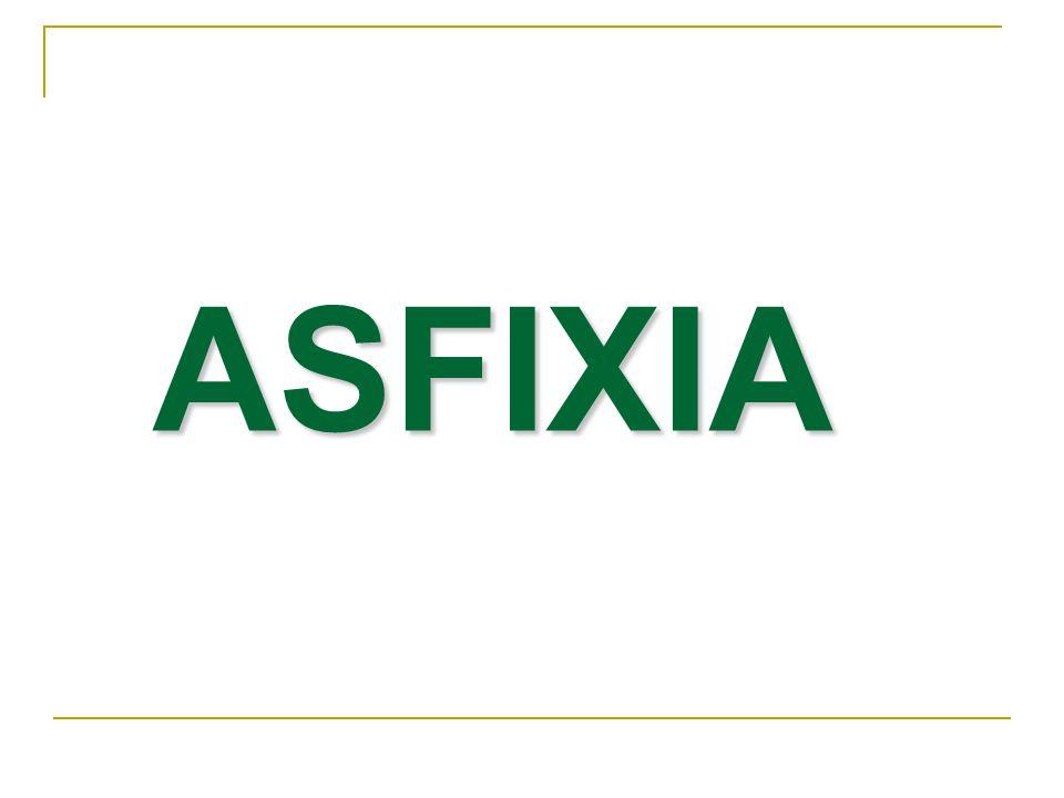 Asfixia hipoxia anoxia es la anulación completa del oxigeno, cuando la persona estando en condiciones físicas normales no tiene concentraciones adecuadas de oxigeno circulante llegando a la hipoxia y luego a la anoxia.
