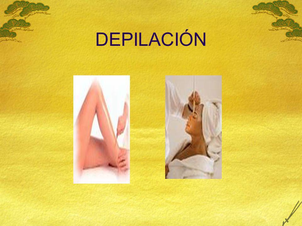 DEPILACIÓN