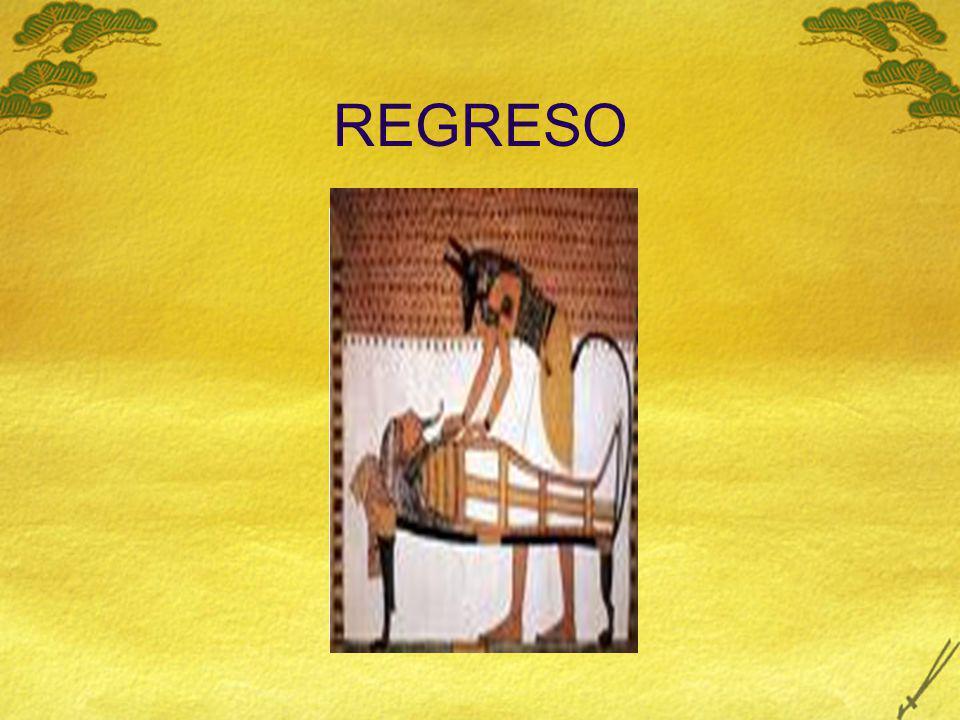 REGRESO