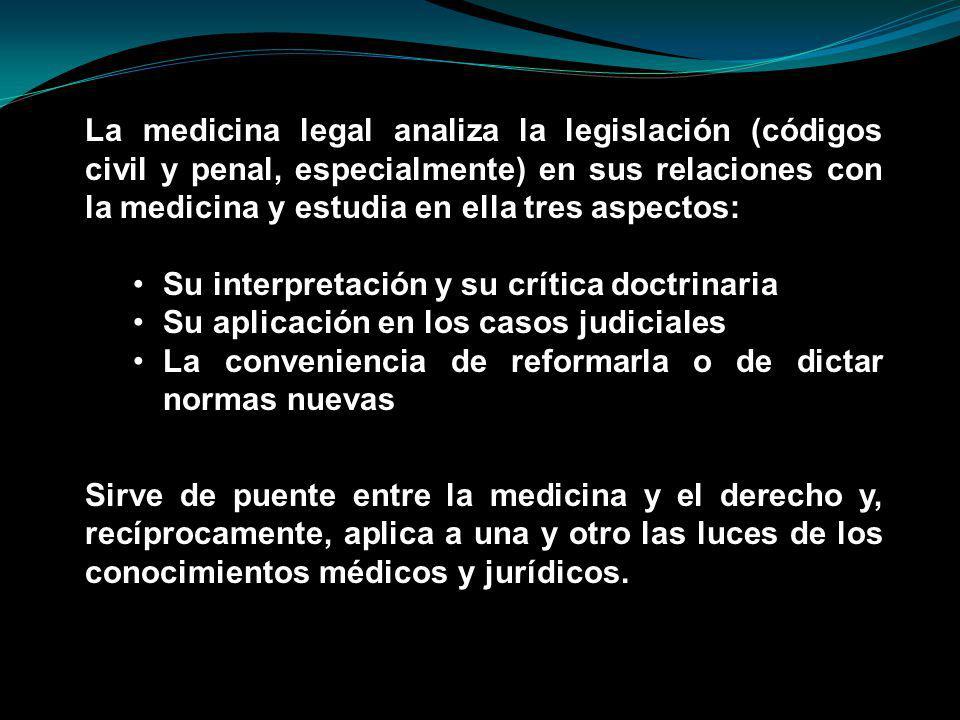Servicio Médico LegalHospital u otro Sangre, pelos, uñas para ADN, alcoholemia y drogas Flujo vaginal, anal y bucal para búsqueda de Espermios – Fosf.