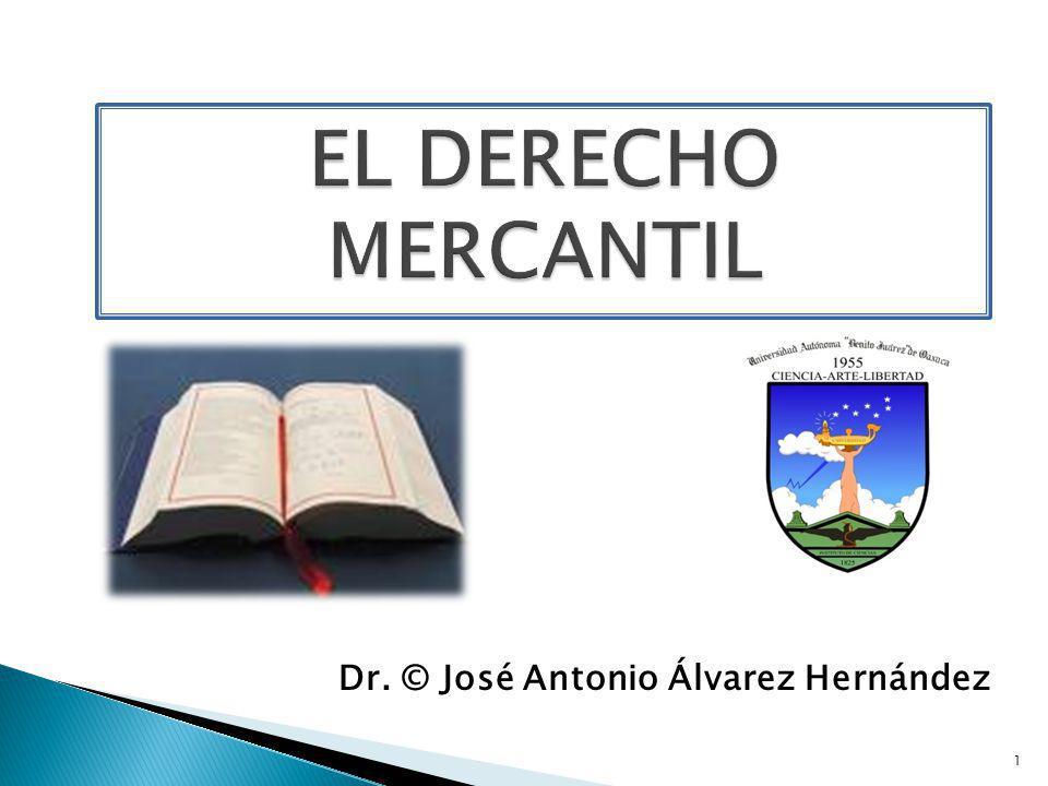 Dr. © José Antonio Álvarez Hernández 1