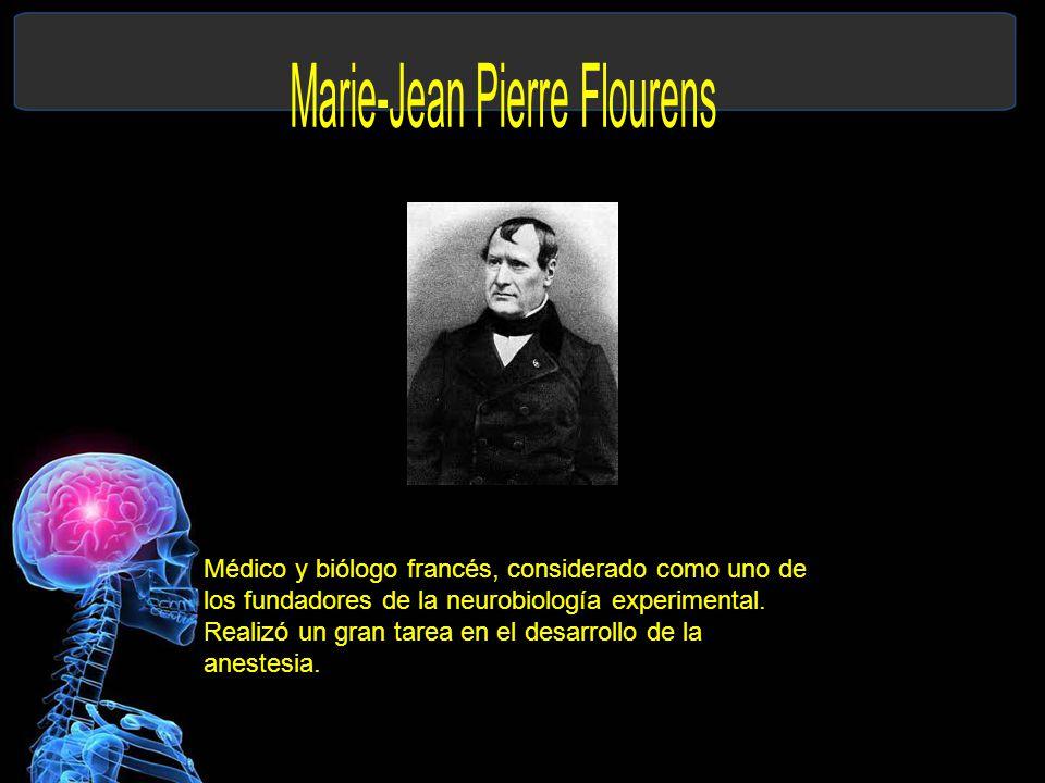 Médico y biólogo francés, considerado como uno de los fundadores de la neurobiología experimental.