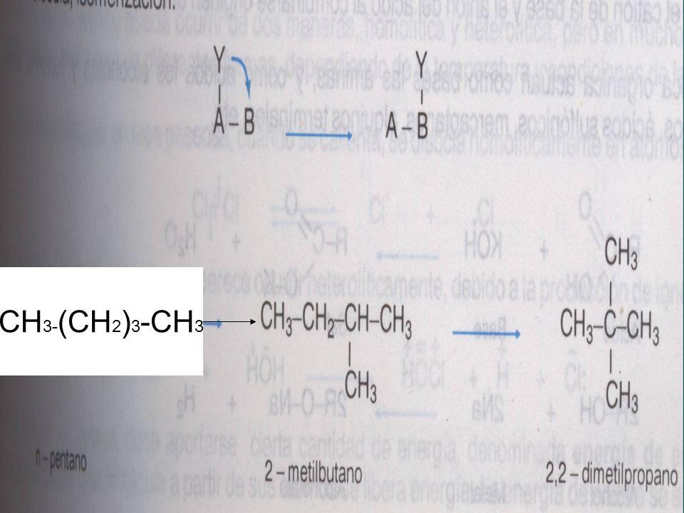 CH 3- (CH 2 ) 3 -CH 3