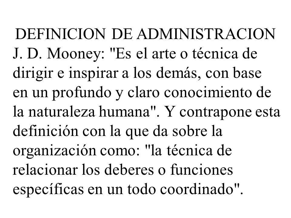 J. D. Mooney: