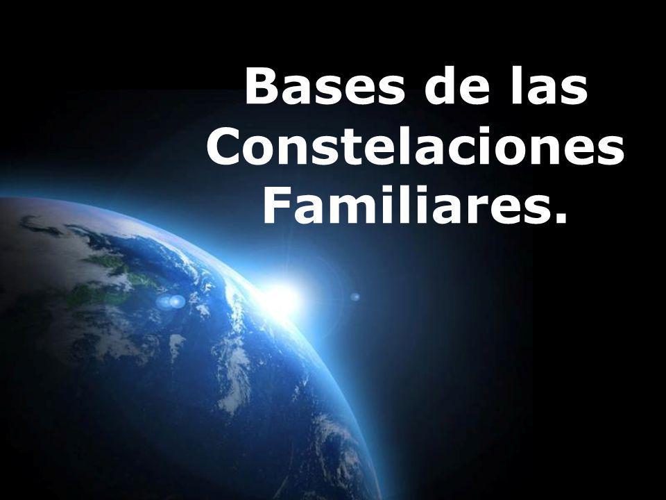 Page 8 Bases de las Constelaciones Familiares.