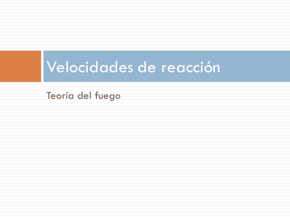 Oxidación: La reacción es lenta, no hay aumento de la temperatura (oxidación del hierro, amarilleo del papel).