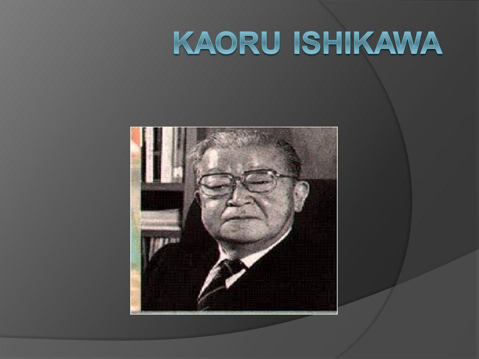 Biografía Filósofo japonés de la administración de empresas.