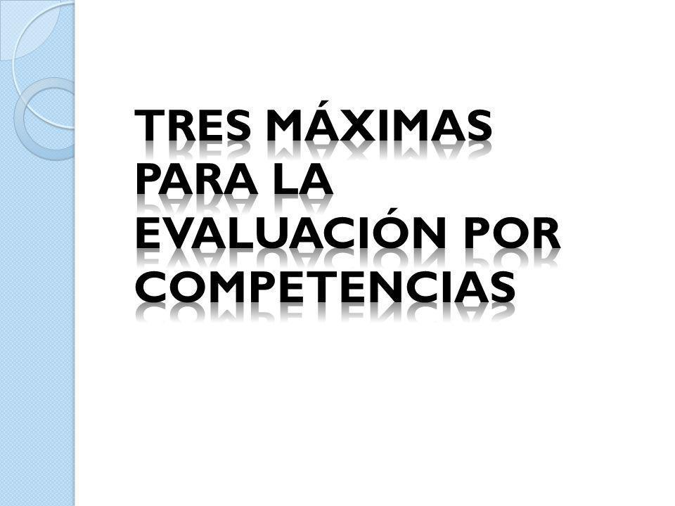 Es el proceso mediante el cual se recopilan evidencias y se realiza un juicio o dictamen de esas evidencias teniendo en cuenta los criterios presentados, para dar retroalimentación en aras de mejorar la idoneidad Evaluación por competencias