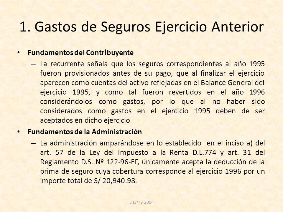 EMBOTELLADORA LATINOAMERICANA S.A.ASUNTO: IMPUESTO A LA RENTA APELACIÓN CONTRA LA R.I.