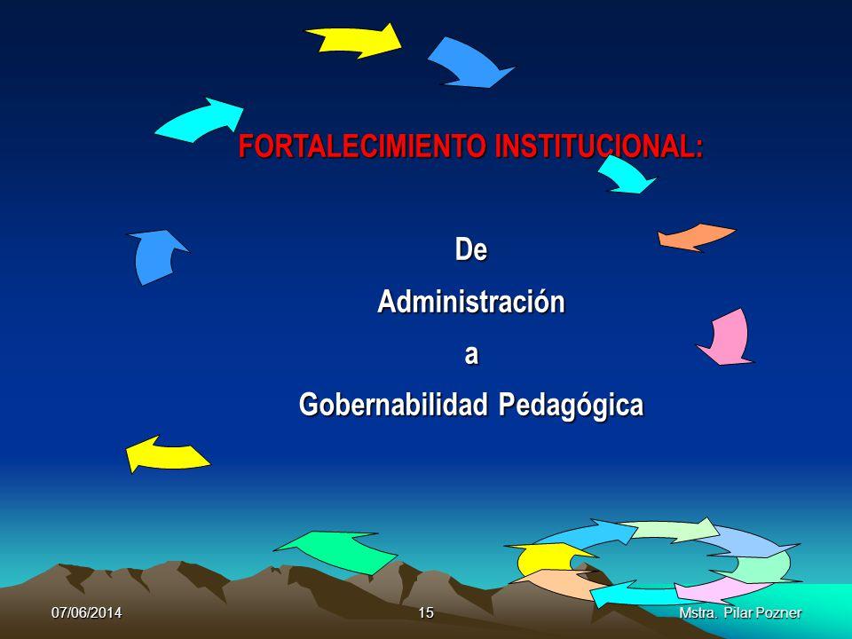 SER COMPETENTES IMPLICA OTRAS DIMENSIONES Y CONFINES EN LOS SABERES… 14