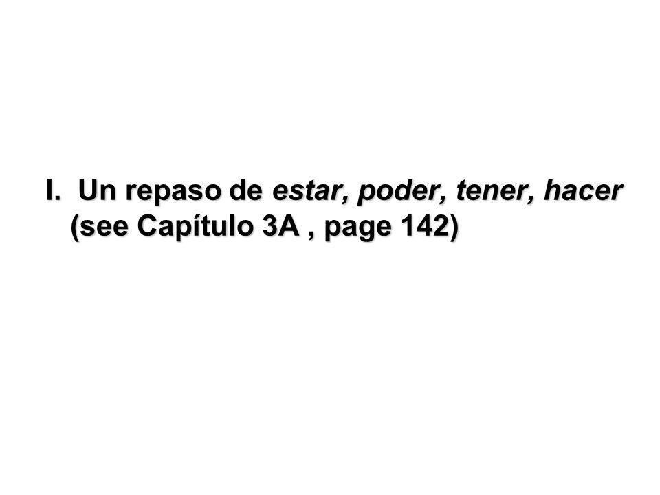Contesta en una frase completa en español.Incluye lo que ves en paréntesis en tu frase.
