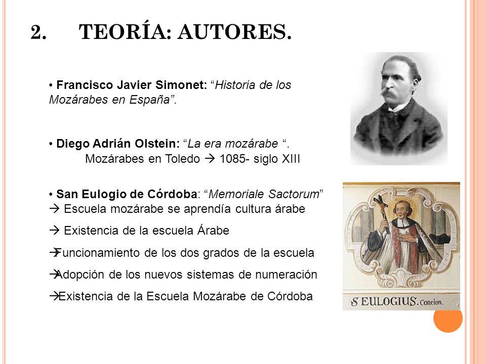 Francisco Javier Simonet: Historia de los Mozárabes en España.