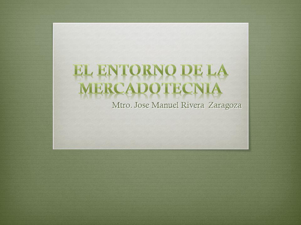 Mtro. Jose Manuel Rivera Zaragoza