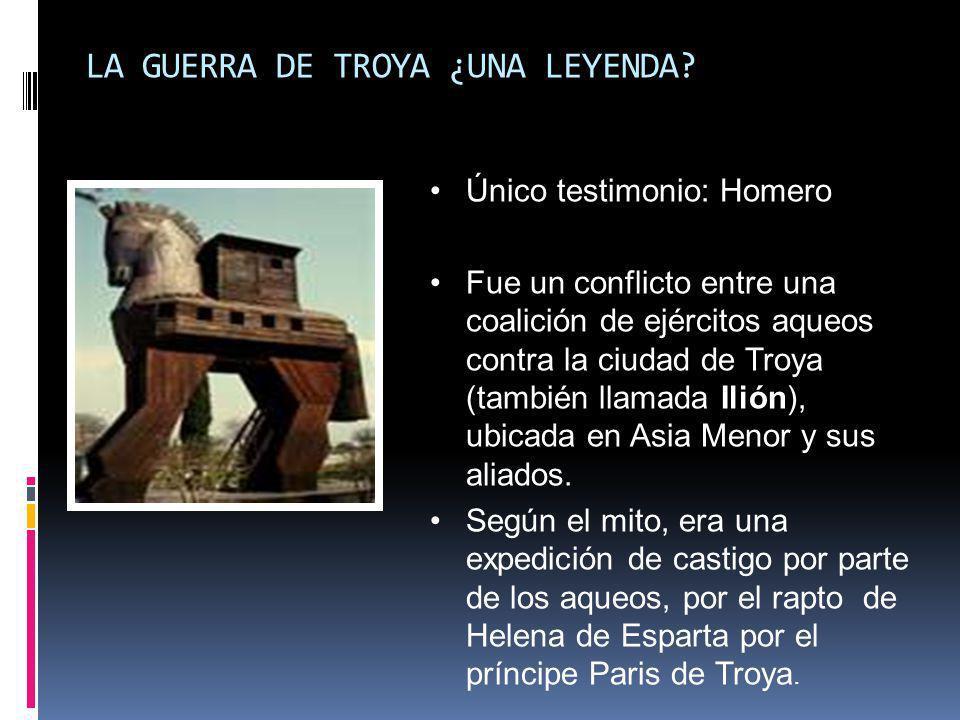 RUINAS DE TROYA (TURQUÍA)