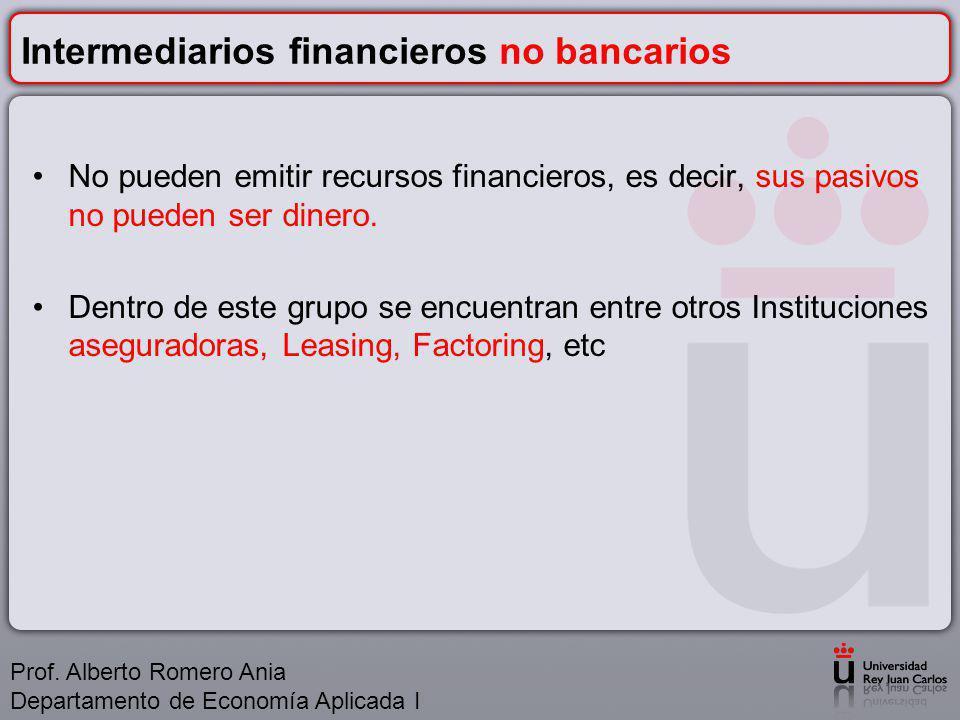 Mercados financieros.
