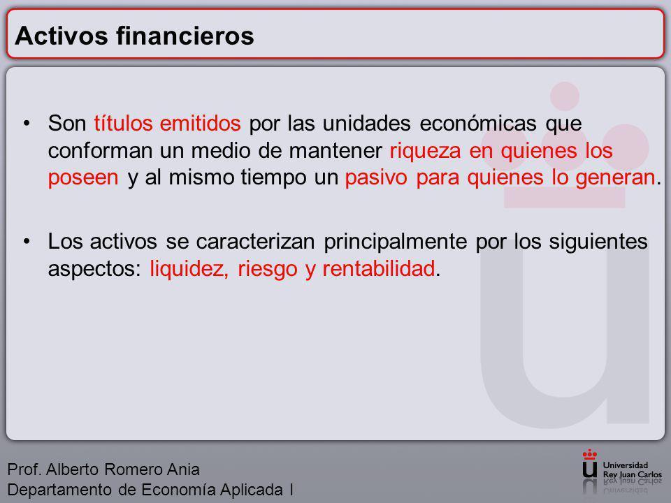 Entidades de crédito Los bancos y las cajas de ahorros juegan un papel muy relevante en el sector financiero español, tanto por su volumen de negocio como por su presencia en todos los segmentos de la economía.