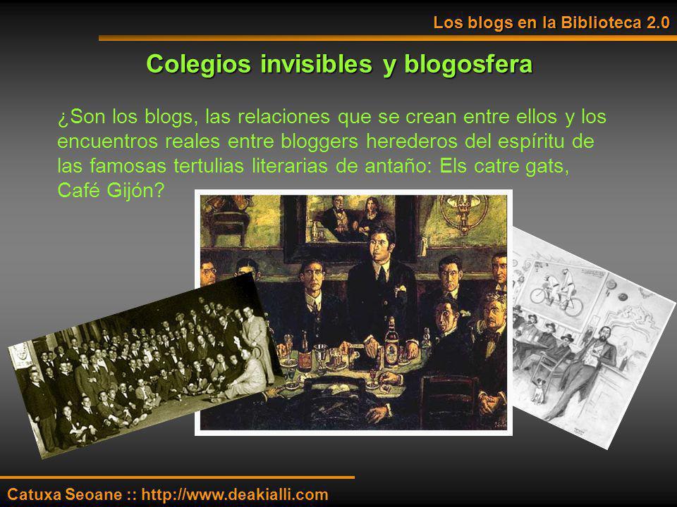 ¿Son los blogs, las relaciones que se crean entre ellos y los encuentros reales entre bloggers herederos del espíritu de las famosas tertulias literar