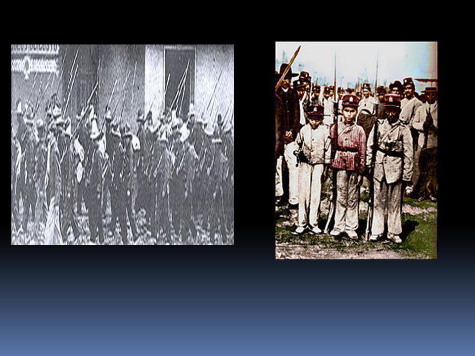 Consecuencias de la guerra de los mil dias Después de la guerra, Colombia quedo totalmente devastada en todos los aspectos: la crisis económica de la preguerra se agravó con la separación de Panamá el 3 de noviembre de 1903.
