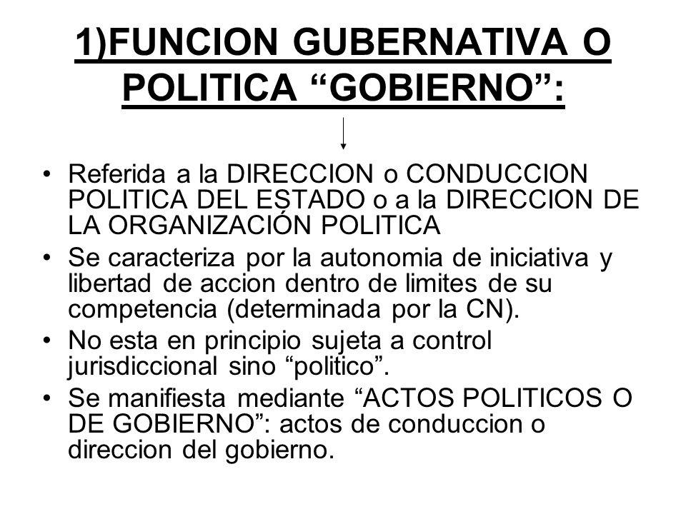 ORGANO EJECUTIVO: UNIPERSONAL (EJERCIDO POR UNA SOLA PERSONA): PRESIDENTE DE LA NACION TIENE UNA ESTRUCTURA AUXILIAR (DEPENDIENTE DEL ORGANO EJECUTIVO) 1)ORGANOS EXTRAPODERES: JEFE DE GABINETE MINISTROS VICEPRESIDENTE DE LA NACION (sucesor del presidente y presidente del Senado) 2)FUNCIONARIOS AUXILIARES DEL ORGANO EJECUTIVO: PROCURADOR DEL TESORO: (asesoramiento juridico) Todo el personal dependiente jerarquicamente del presidente.