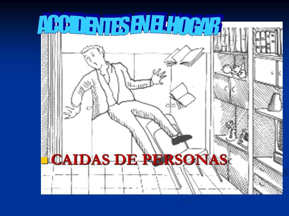 CAIDAS DE PERSONAS CAIDAS DE PERSONAS