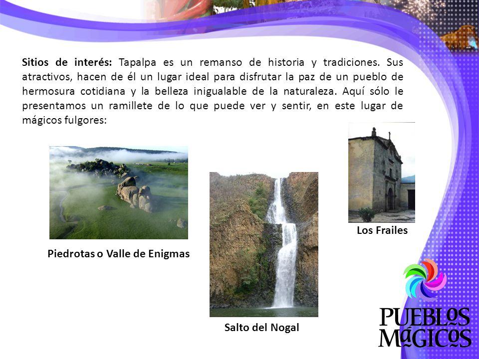 Sitios de interés: Tapalpa es un remanso de historia y tradiciones.