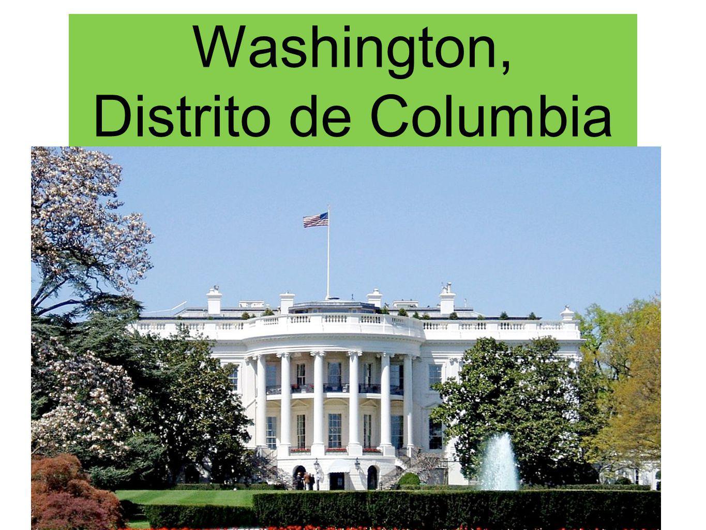 Washington, Distrito de Columbia