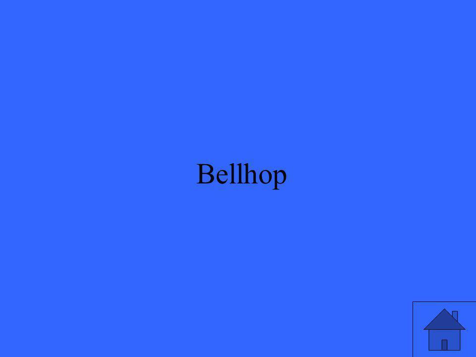 5 Bellhop