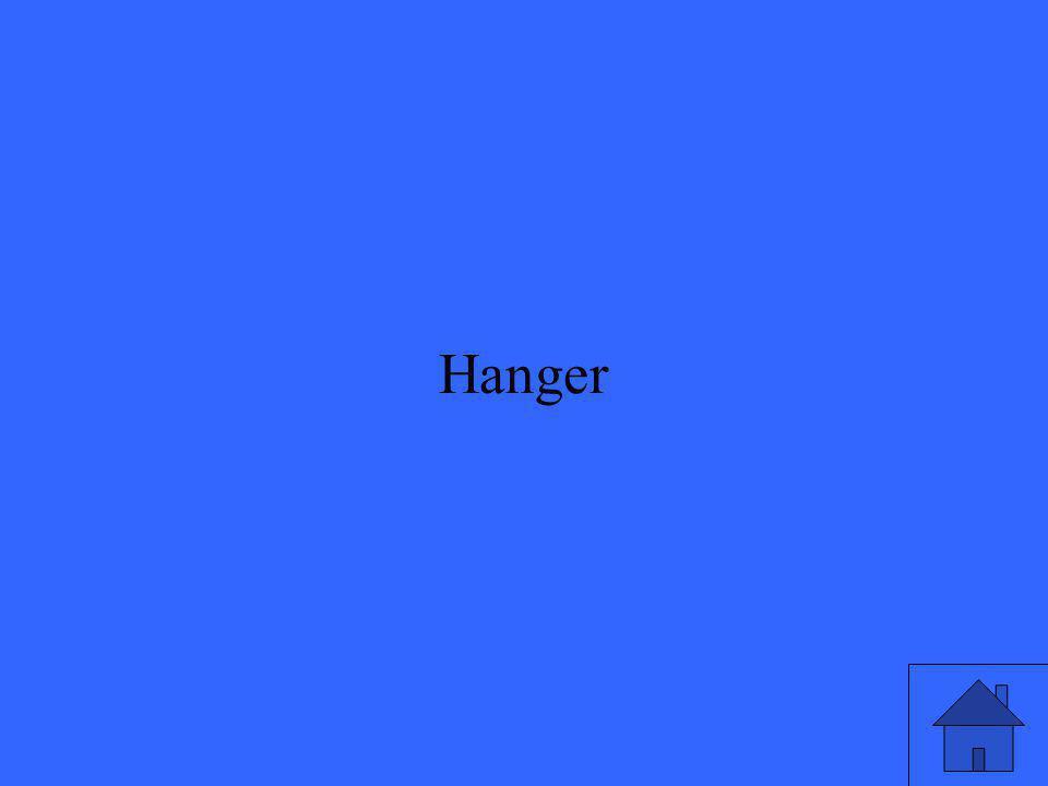 9 Hanger