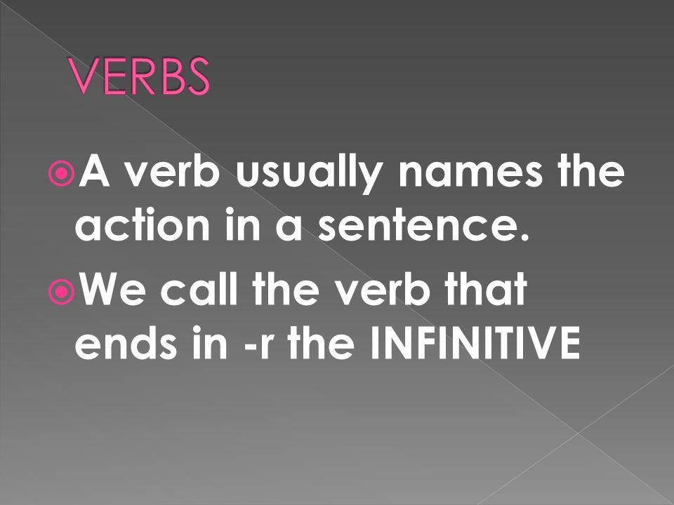 So, the endings for -ar verbs are: o, as, a, amos, áis, an